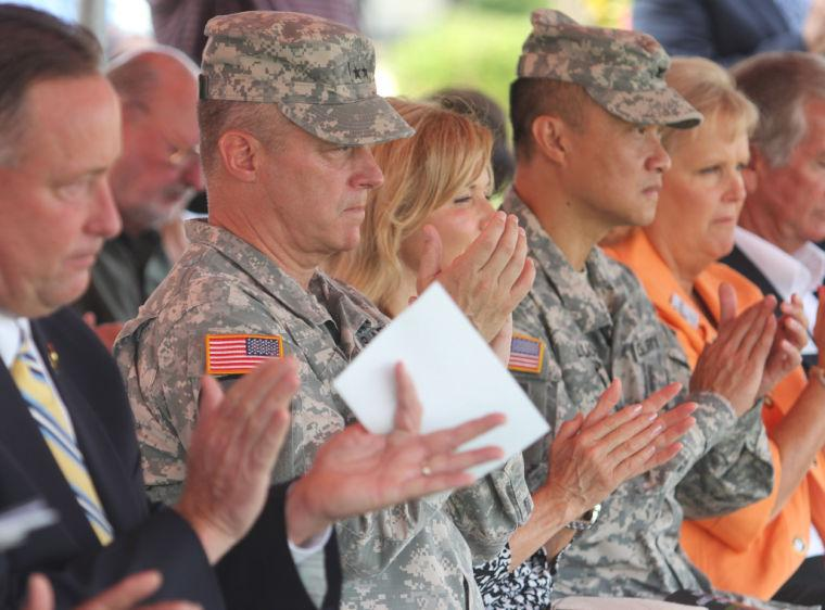 Fort Hood Memorial groundbreaking