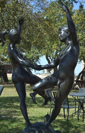 Florence sculptures