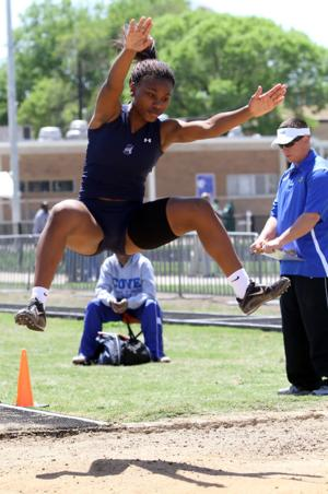 8-5A Track and Field District Meet