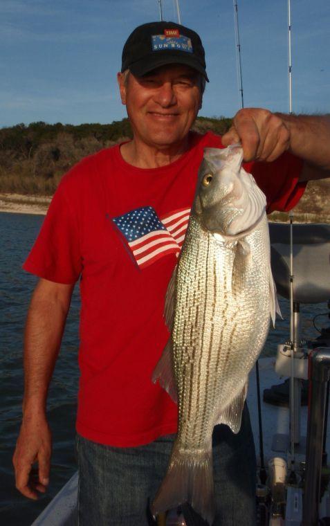 Big catch at Belton Lake