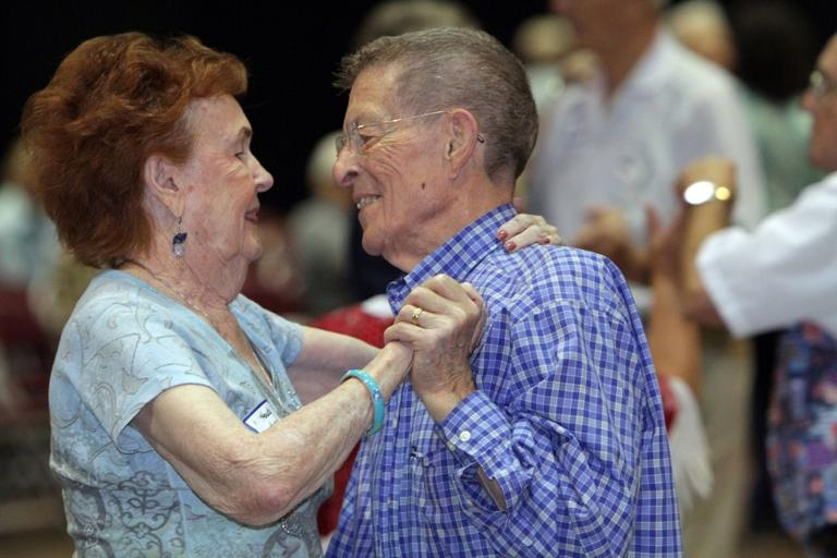 Long-awaited  love story: Couple reconnects, weds 72 years after first proposal
