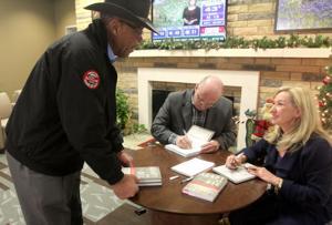 A Commander's Return: Old friends, others greet ex-Fort Hood commander