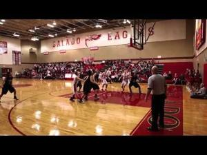 Salado vs Llano | Boys Basketball