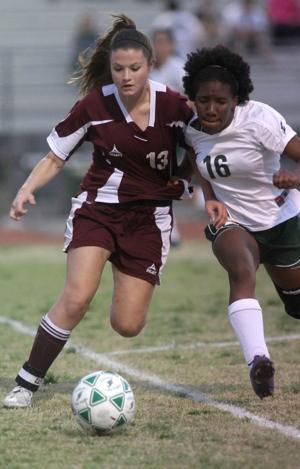 Girls Soccer: Ellison v. Killeen