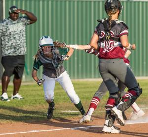 Ellison vs Rowlett Softball Playoffs