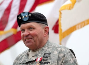 Retirement Ceremony in honor of Gen. James D. Thurman