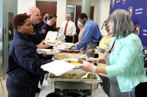 NAACP feeds KPD