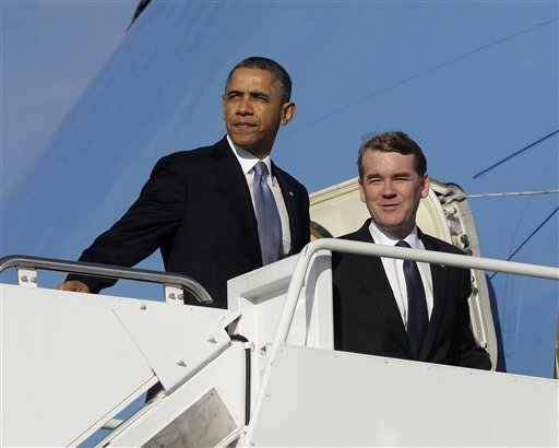 Obama travels to Texas