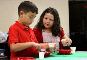 Cooking Up A Great Holiday Kids Night Out