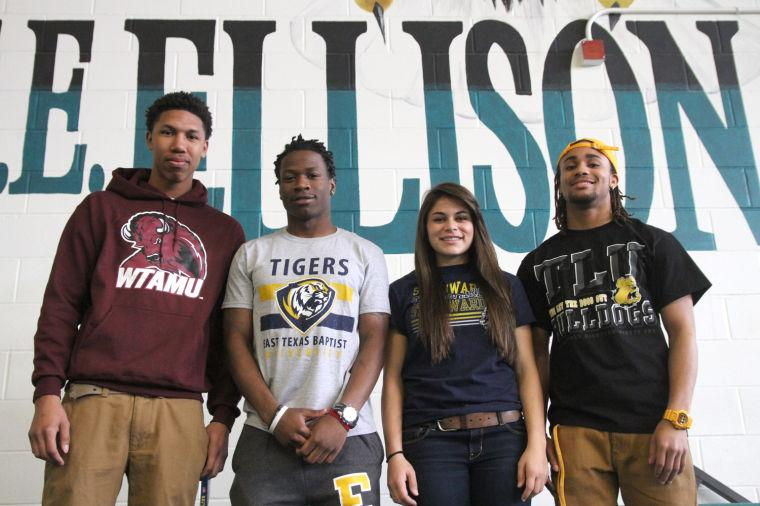 Ellison National Signing Day