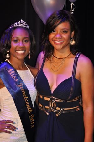Juneteenth pageant