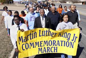 MLK March - Copperas Cove