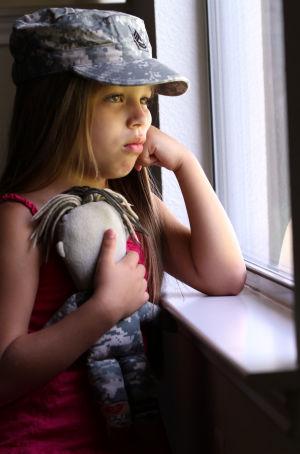 Deployment's effect on children's mental health