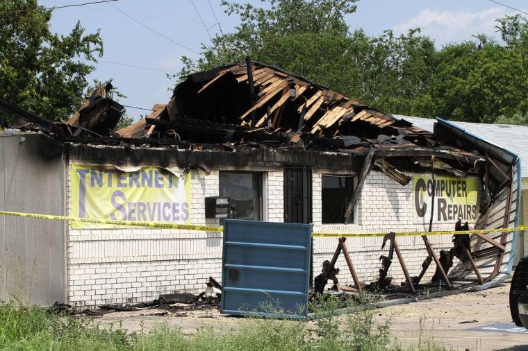 Killeen business burns overnight