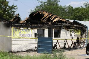 Killeen business burns overnight
