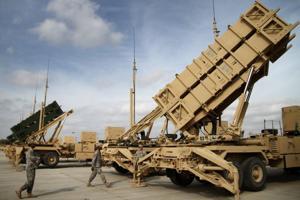 Patriot Advanced Capability-3 System