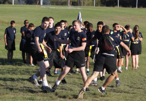 JROTC organizational day