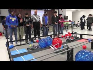Killeen Toss Up Vex Robotics Competition