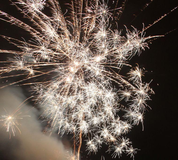 Furloughed fireworks