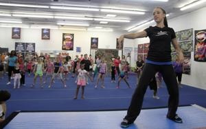 GymKix National Day of Dance