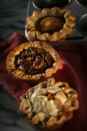 Try these mini pies
