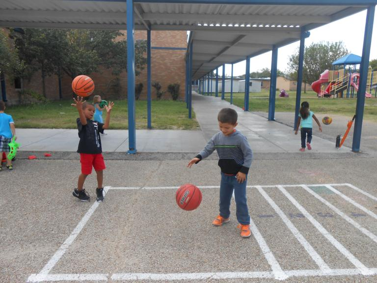Education Foundation funds playground equipment