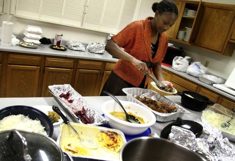Thanksgiving at Bibleway COGIC