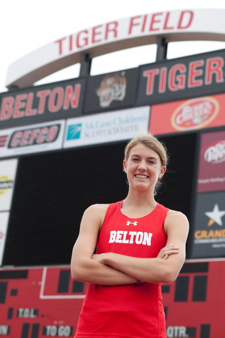 Belton's Gilmore returns to state for final race