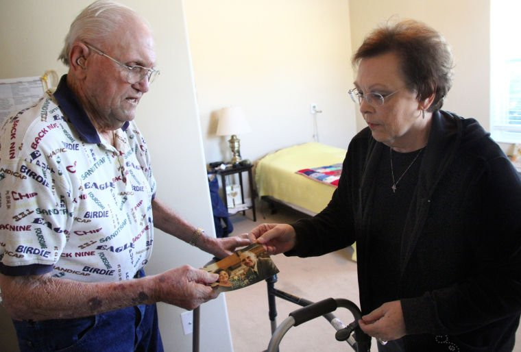 Living with Alzheimers