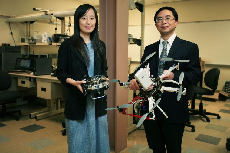 Exchange Drones Wi Fi