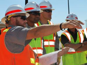 53rd chief of Engineers makes first visit to Fort Worth District project sites