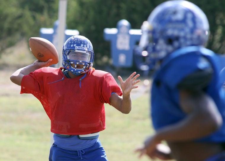 Cove football begins spring practice