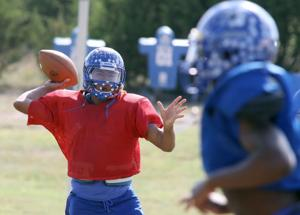 Cove football begins spring practice