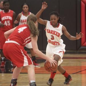 Harker Heights vs Belton Basketball