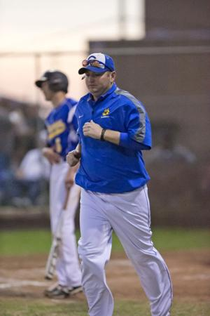 Coach Dusty Brittain
