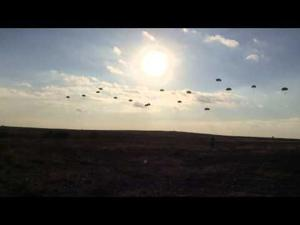 82nd Airborne jumps into Fort Hood for 'warfighter' exercise