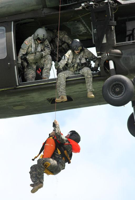 'Operation Gun Rescue'