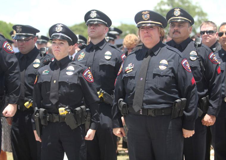 Killeen police officer Robert