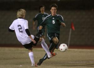 Boys Soccer: Harker Heights v. Ellison