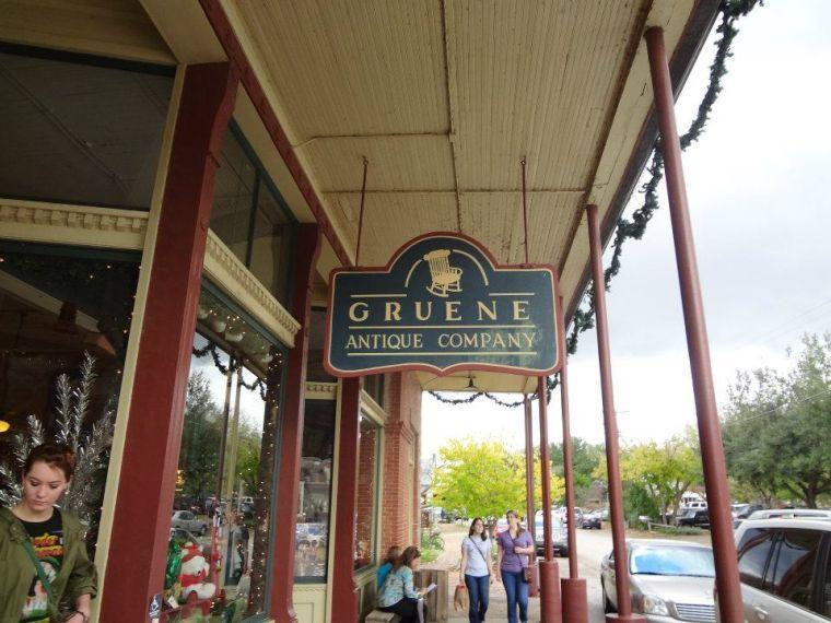 Gruene Antique Company