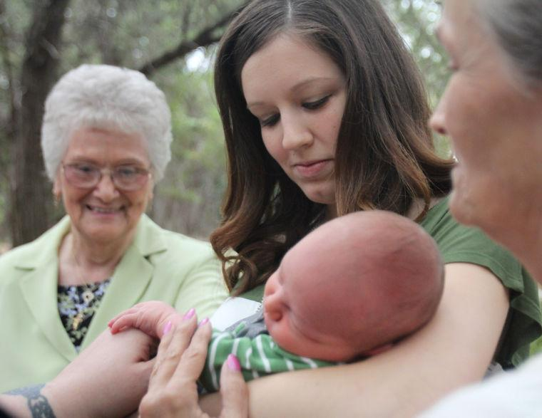 5 Generation Family