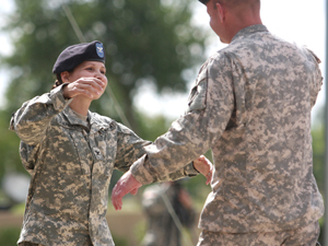 Zumwalt assumes 48th Chemical Brigade command