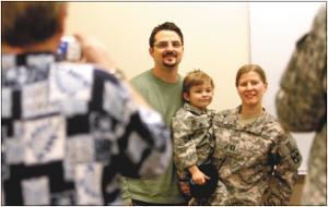 'Stress Busters' unit headed to Iraq