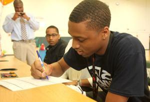 Ojai Black Signing