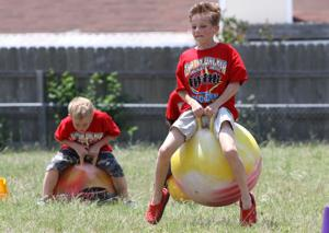 Martin Walker Elementary Field Day