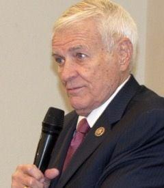 U.S. Rep. John Carter discusses budgets of different agencies