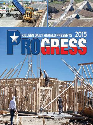Progress 2015 - Fort Hood brought to you by The Killeen Daily Herald.