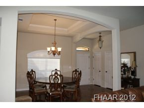 Tuscany/Mediterranean Vale/Irvin Built Beauty is captivating and practical. Expansive entry