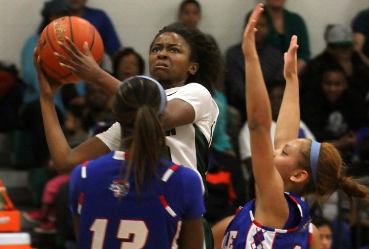 Girls Basketball: Ellison v. Temple
