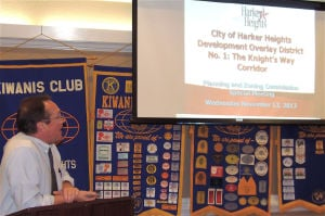 Kiwanis Club meeting